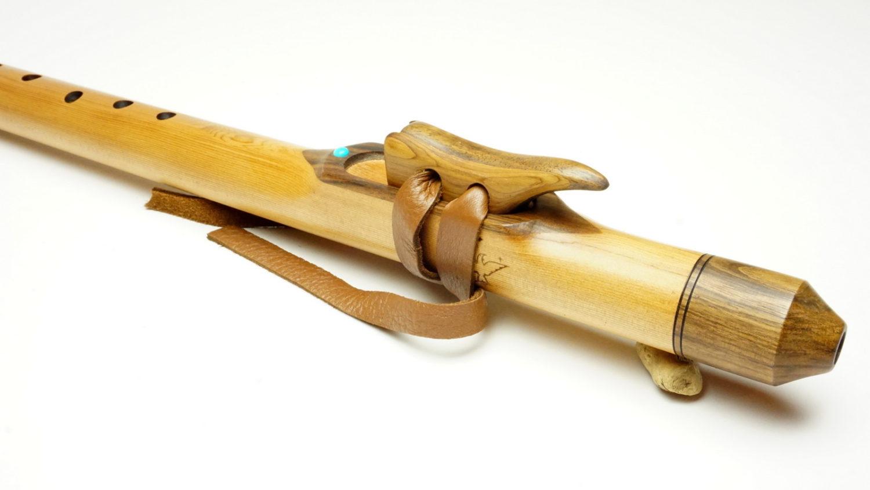 Western Red Cedar - Love Flute -  Various Keys