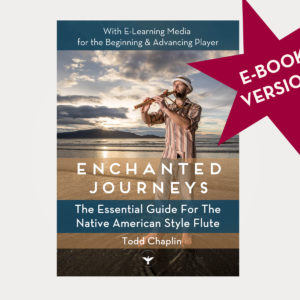 From Enchanted Journeys - the essential guide for the Native American Style Flute by Southern Cross Flutes