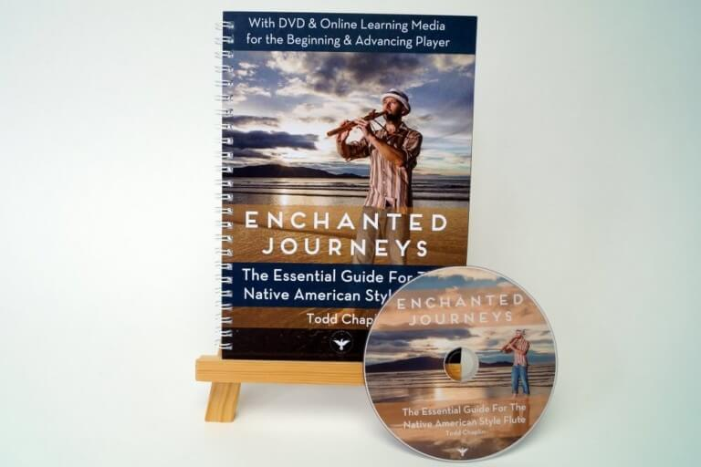 Enchanted Journeys: Book with Free DVD: Learn to play