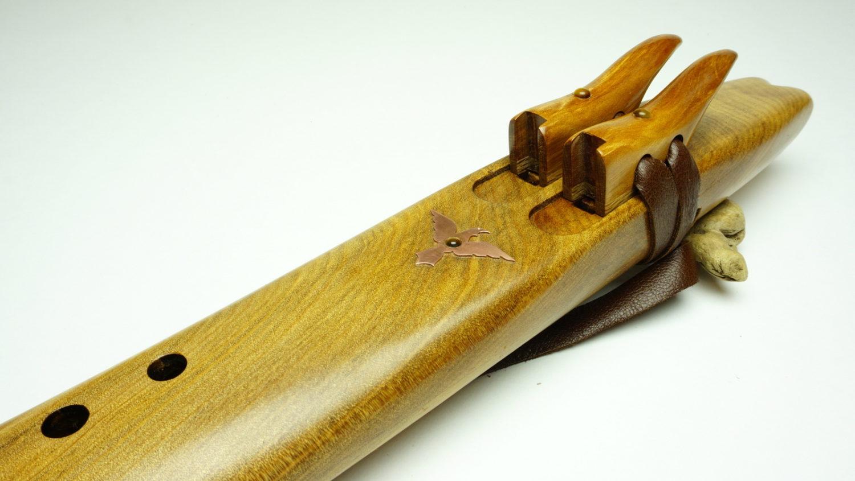 Ancient Kauri - Temple Drone Flute - Various Keys