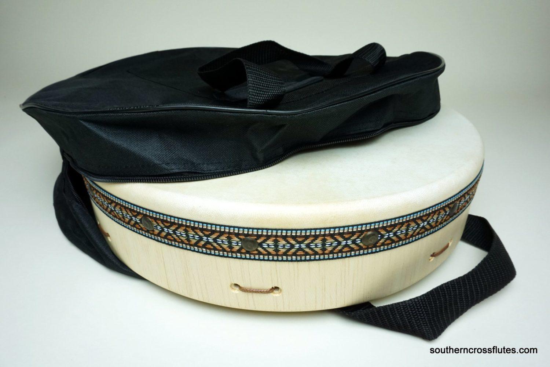 """Shaman Hand Drum - Spirit Drum - 36cm (14.5"""")"""