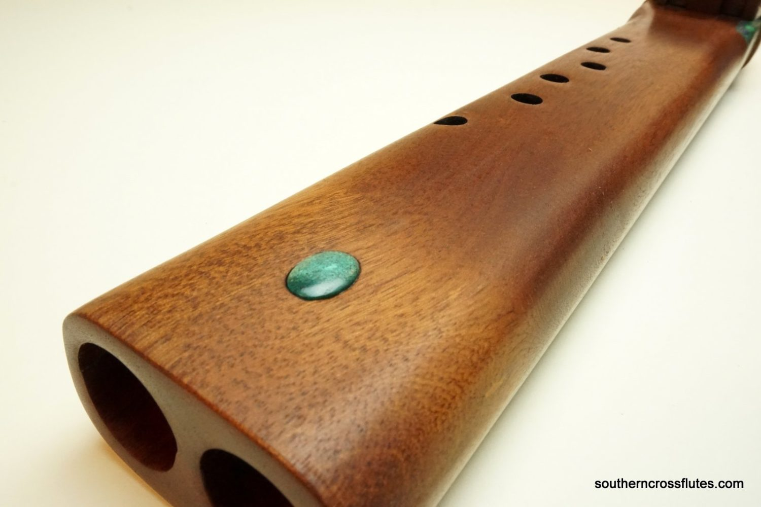 Australian Rosewood - Drone Flute - Key of G minor