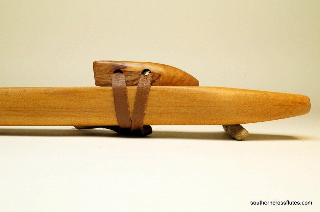 Ancient Kauri - Drone Flute - Key of F# Minor