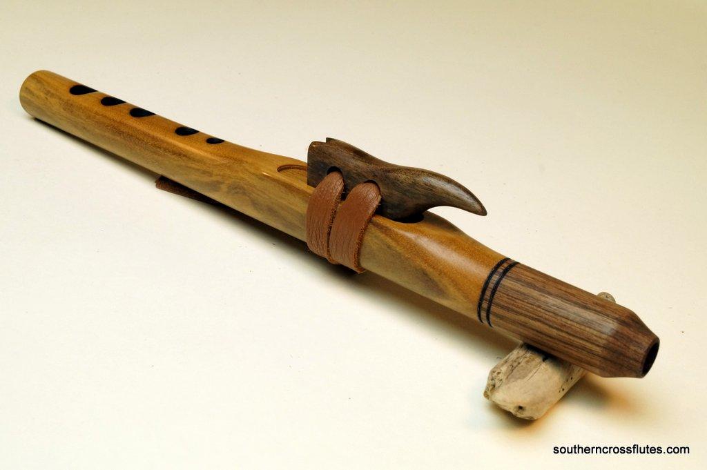 Forest Flute - Puriri - Key of G Minor