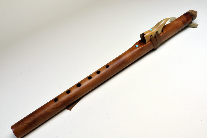 Love Flute - Ancient Kauri - Key of G Minor